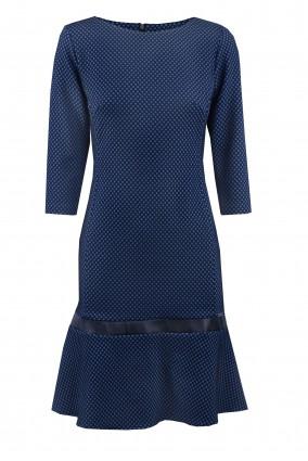 Sukienka ANNA BLUE