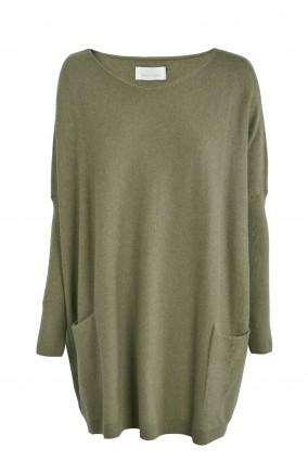 Sweter Santi Zielony