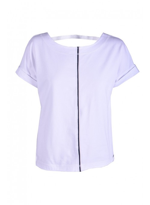 T-shirt Noa Biały