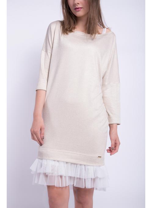 Sukienka Yoona Złota