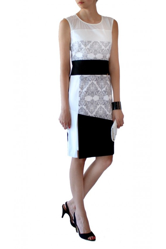 Sukienka PRINCE czarna