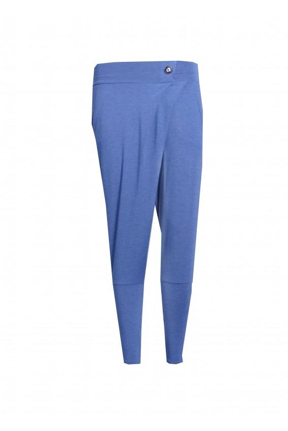 Spodnie LOGAN niebieskie