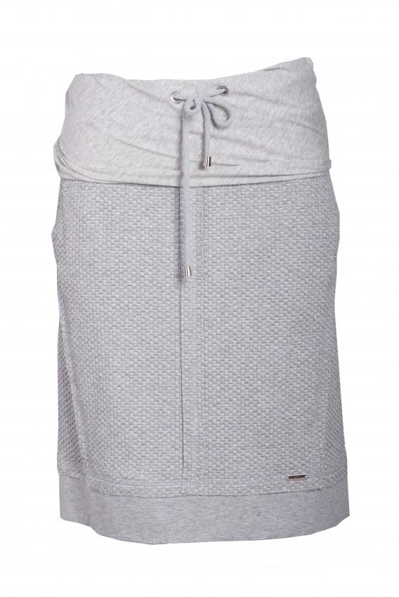 Spódnica Kea szara