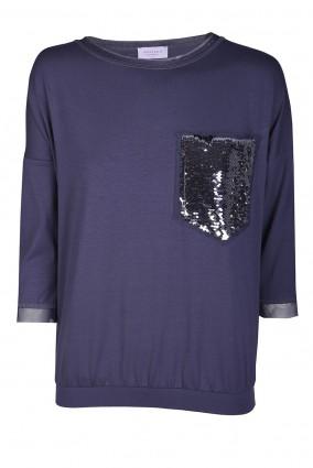 Bluzka Lappi Grafit