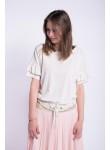 Bluzka Lulu Beż