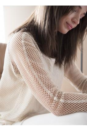 Bluza  bawełniana z kapturem Takama_Anataka