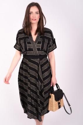 Sukienka Kenia_Czarna
