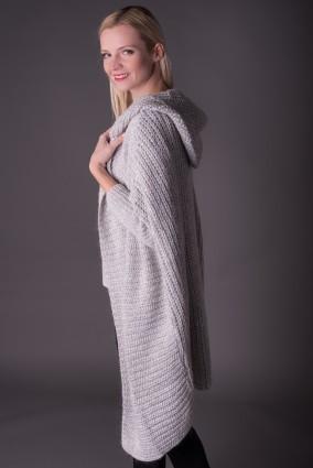 Sweter wełniany Odi