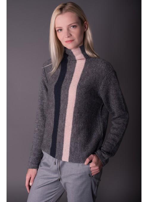 Sweter z golfem Gres