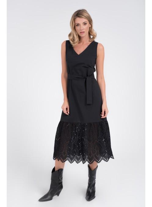 Sukienka Leta Czarna