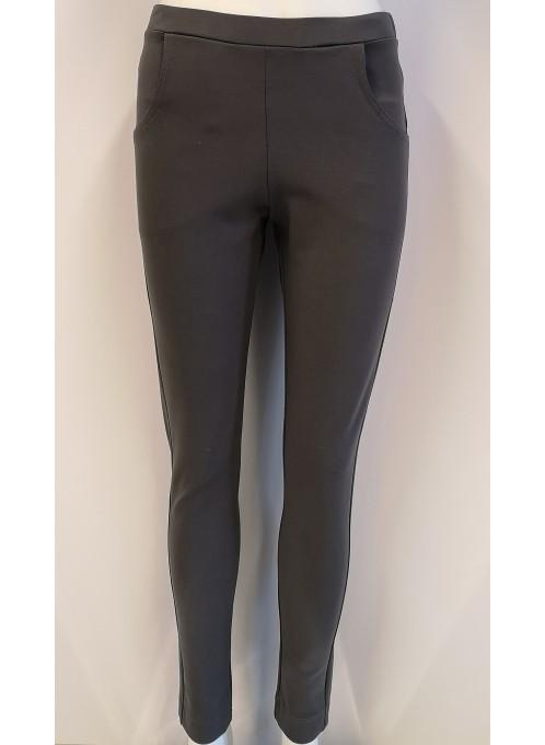 Spodnie Monte Szare