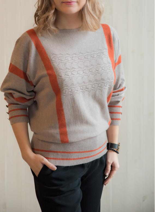 Sweter 2125 Beige