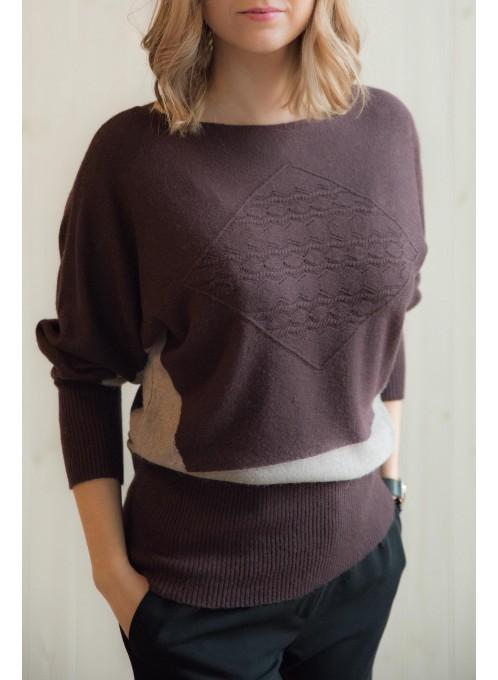 Sweter 2123 brown