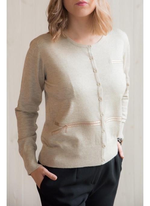 Sweter Nora Beige