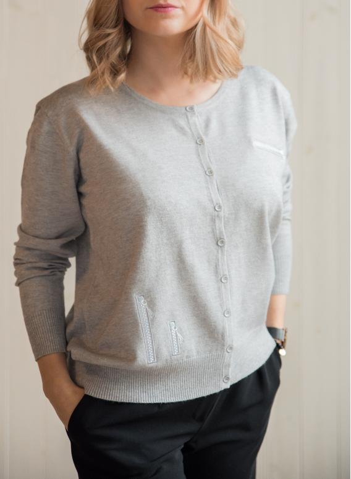Sweter Jessi Beige