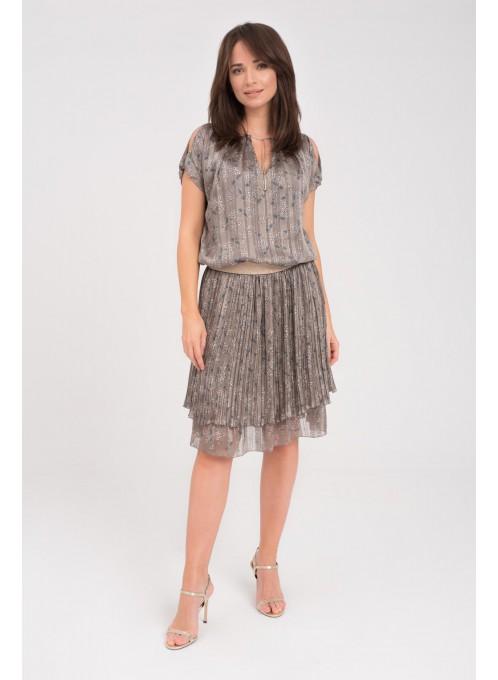 Romantyczna Sukienka Evora