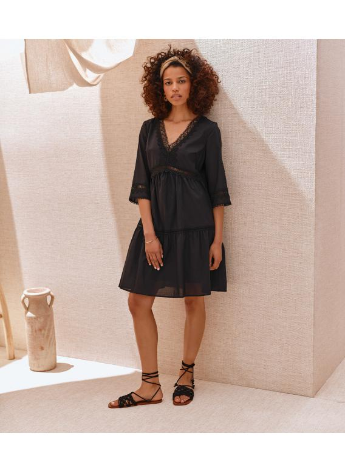sukienka bawełniana toscania