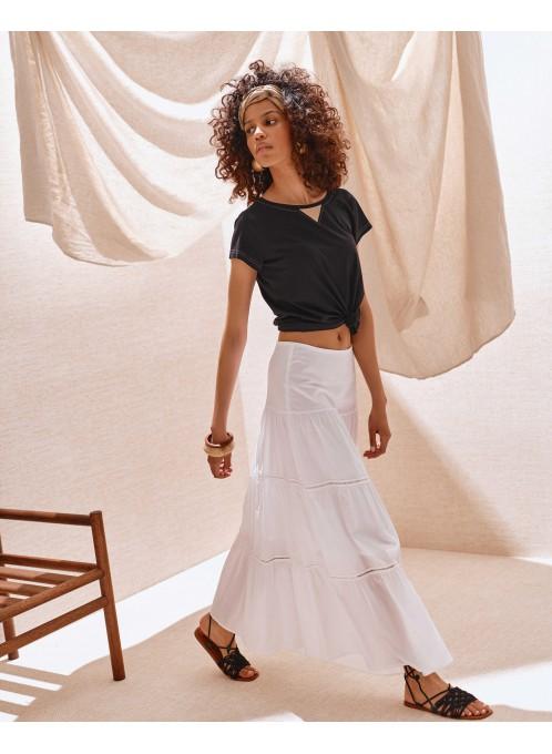 Spódnica Elba biała