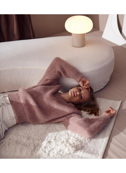 Najmilszy sweter z baby moher Rosini