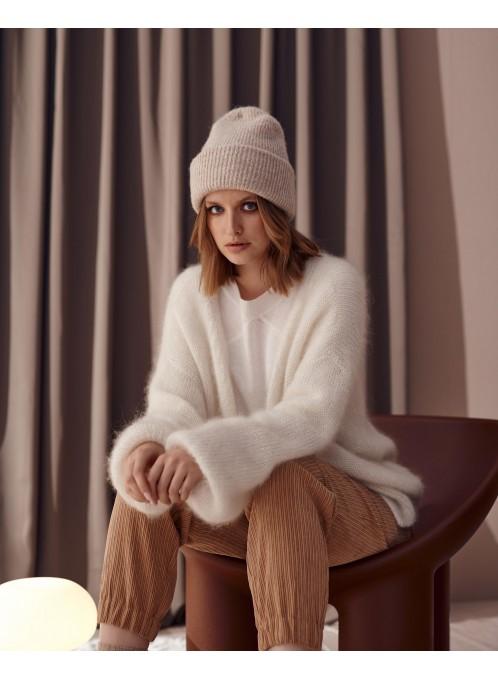 Sweter Cobo ecru